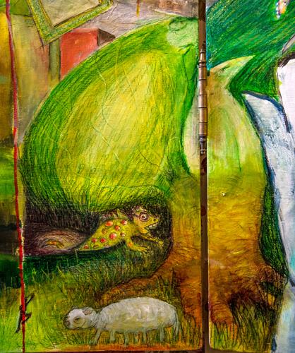 detail Tuin der Lasten 01