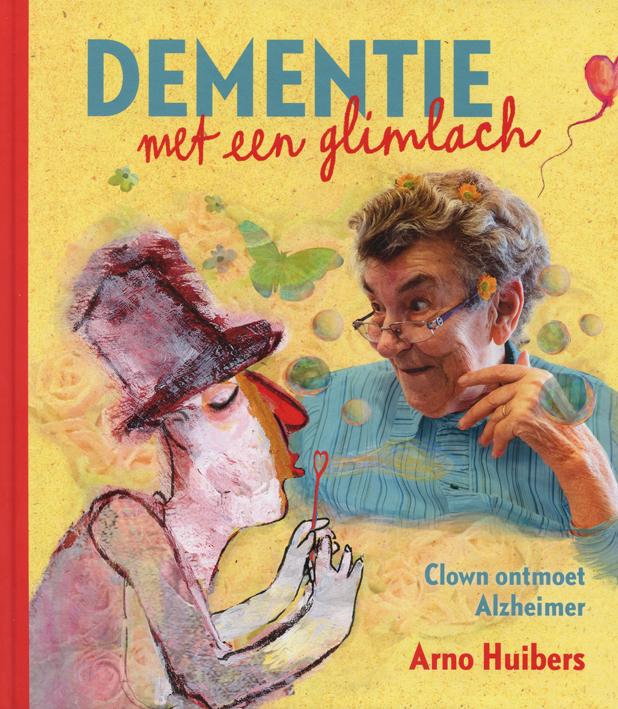 Dementie voorkant boek