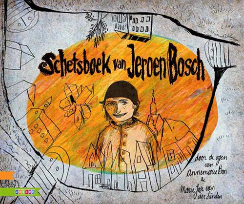 omslag schetsboek Jeroen Bosch
